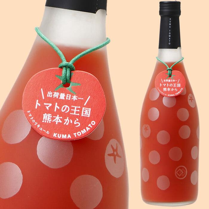 ロイヤルガストロ KUMA TOMATO くま とまと トマトリキュール 焼酎ベース 8度 720ml