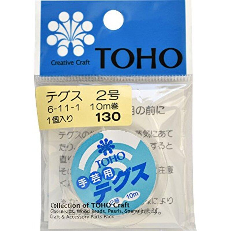 TOHO テグス 太さ約0.23mm×約10m巻 2号