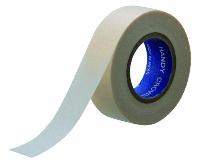 ハンディ・クラウン 塗装用マスキングテープ 白 幅18mm×長18m