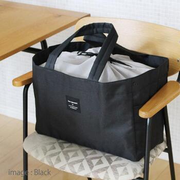 レジカゴにセットして使えるエコバッグは袋詰めの手間が省けとっても便利。少しでも買い物の時短をしたい人はレジカゴ用エコバッグを選んで。  bon moment(ボンモマン)のエコバッグは主張しすぎない8種類のアースカラーが人気。両側のホックを止めれば折りたたんで持ち運べます。