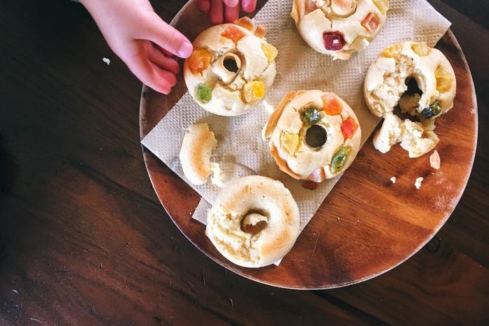 サクサクしっとり!「焼きドーナツ」の簡単レシピと人気アレンジ集