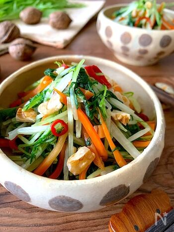 発酵食品で健康美を手に入れよう!「お漬物」を使ったアレンジレシピ集