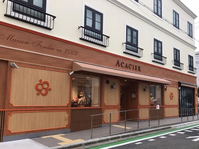 さいたま市浦和区に2店舗を構える「アカシエ」。  その評判は、口コミサイトのスイーツ部門で毎年名店に選出されるほど。埼玉という枠を超え、東日本屈指のパティスリーとしても名高い名店です。
