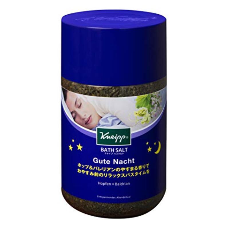 クナイプバスソルト グーテナハト ホップ&バレリアンの香り 入浴剤 850g
