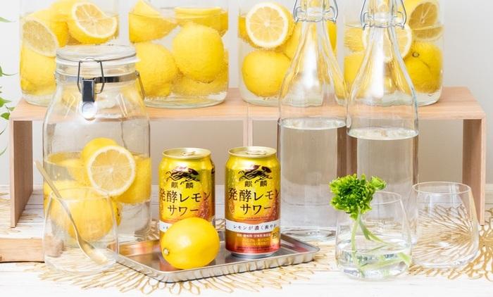 暑い日はシュワッが美味しい!「すっきり飲めるお酒&ペアリングの楽しみ方」をご提案*