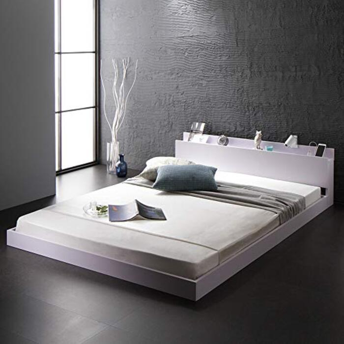 ベッド 低床 ロータイプ Senttele