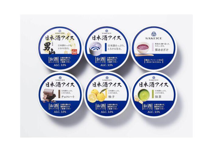 アイスとして最大限日本酒成分を高めたことで、口に入れるとはっきりと「日本酒」が感じられる味わいに仕上げながらも、そのラインナップはバラエティ豊富。  ゆずや抹茶といったジャパニーズテイストのものから、どんな味か想像がつきにくいチョコレートまで・・・!夜の一人時間にがっつり日本酒を飲むのはなかなか難しい・・・という女性にも、こんなスイーツなら薫り高い「日本酒」と「スイーツ」のいいとこどりができます♪