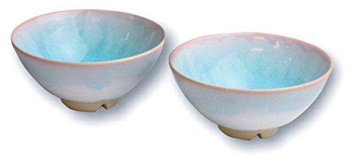 萩焼 mint お茶碗ペア 35603