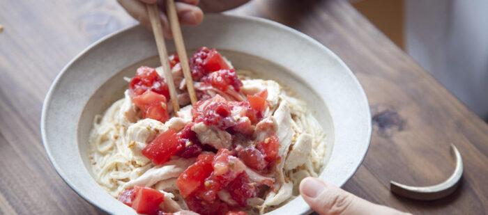 夏においしい。ぱぱっと簡単!ひと皿で出来る【麺レシピ】