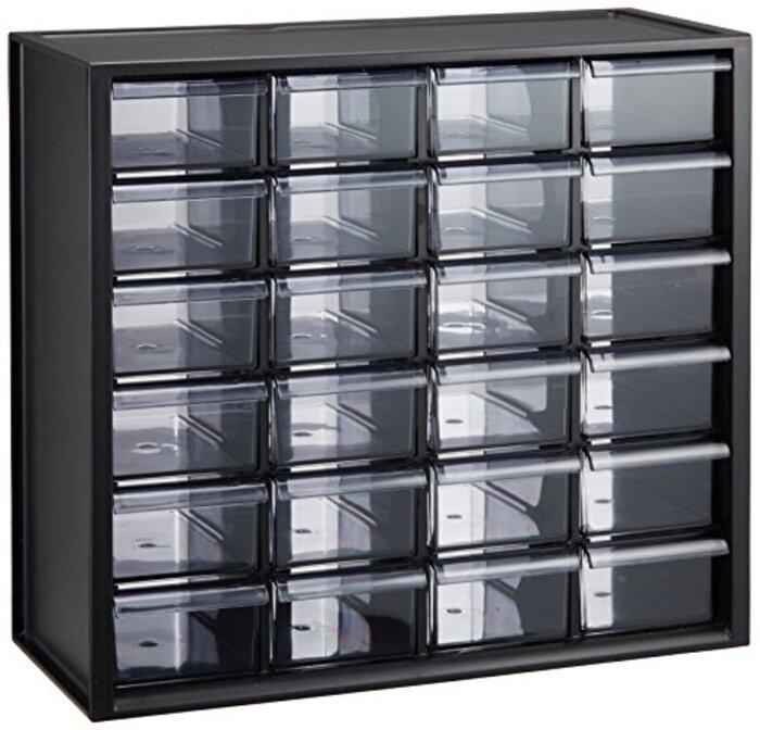 アイリスオーヤマ 工具箱 パーツキャビネット PC-310