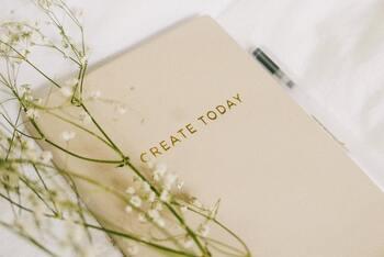 書き終えれば、まるで一冊の小説。夢を叶える手帳術