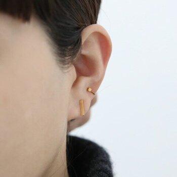 写真:line pierce/earring _Fot