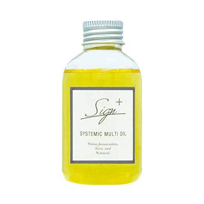 サイン システミックオイル ヘアオイル シトラスオレンジの香り 120mL