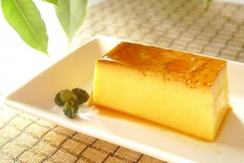むっちり食感とコク深い味わいがやみつき。「イタリアンプリン」レシピ