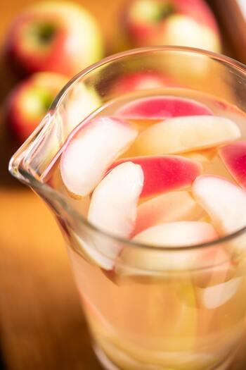 【りんごのコンポート】基本と簡単な作り方&人気アレンジレシピ