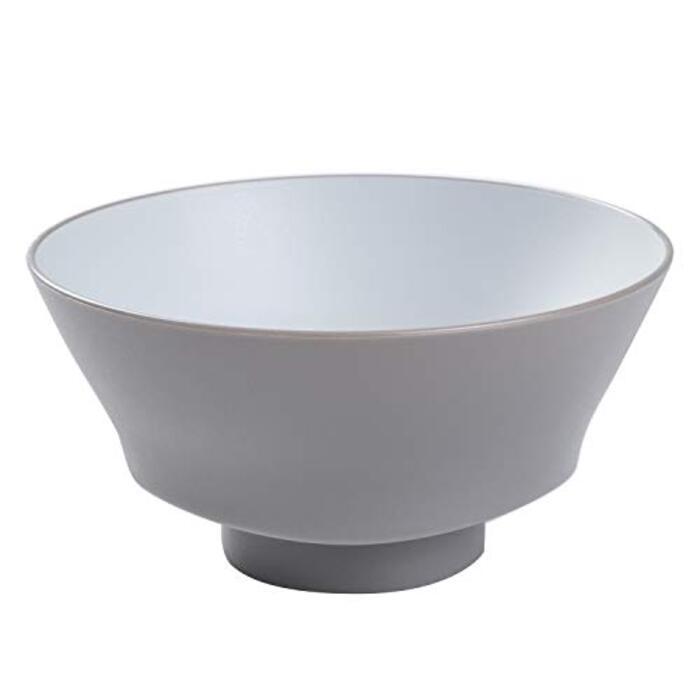 【生涯割れない破損保証付き】ARAS お茶碗 和食器 ピンクグレー 12 x 12 x 6cm