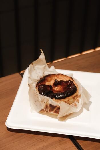抹茶にチョコ、ラムレーズン♪【バスクチーズケーキ】のアレンジレシピ