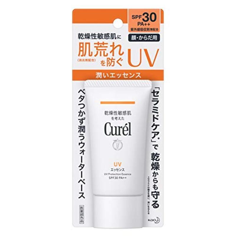 キュレル UV カット UV エッセンス 50g [医薬部外品] 日焼け止め SPF30 / PA++