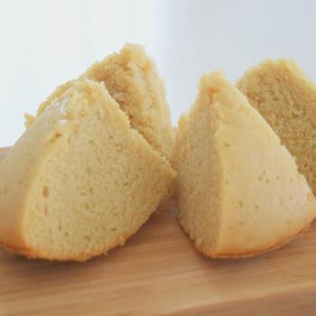 優しい味が懐かしい中華風蒸しパン「マーラーカオ」とは?