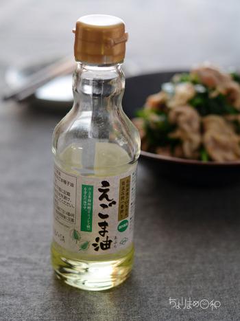 「アマニ油」「エゴマ油」の健康効果とは?味やおすすめレシピも紹介