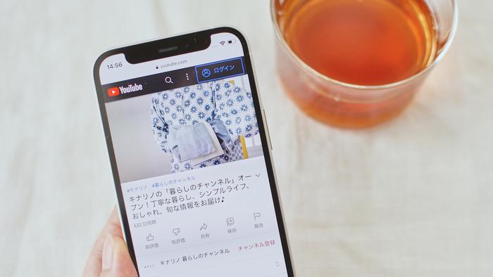 キナリノのYouTube「暮らしのチャンネル」がはじまりました♪