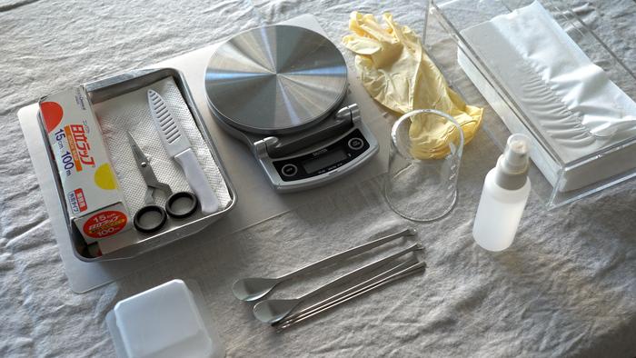 【ときめきレッスンvol.1】宝石石鹸の作り方