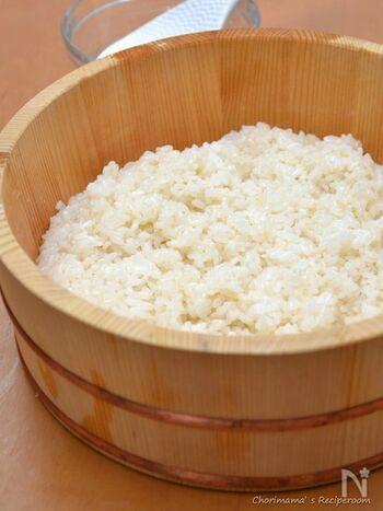 今日はお寿司にしよう♪分量別『酢飯』の作り方と代用法&人気レシピ