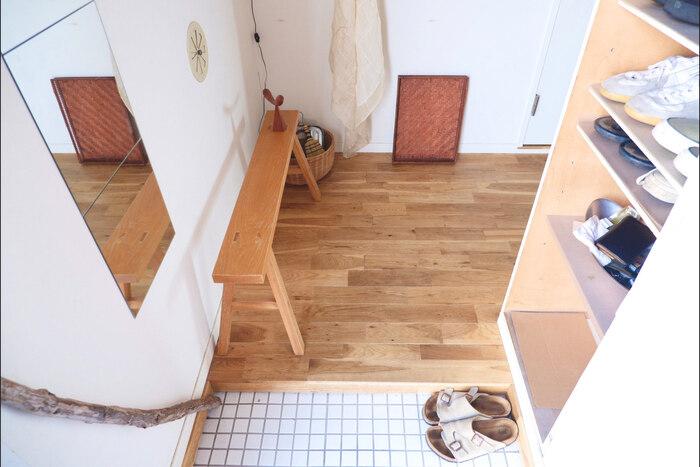 一人暮らしや賃貸のお悩み解決!【狭い玄関】の収納アイデア