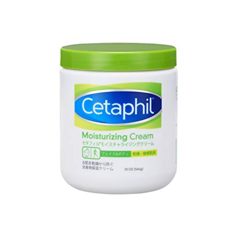 セタフィル Cetaphil ® モイスチャライジングクリーム 566g