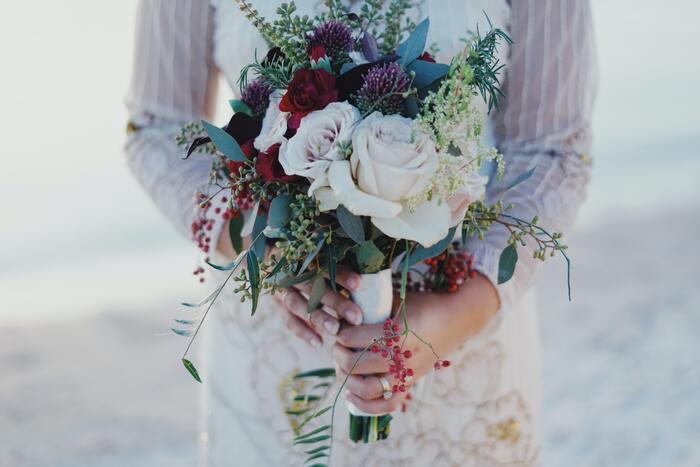 自然なこなれ感が可愛い!ショートさんの結婚式お呼ばれヘアアレンジ