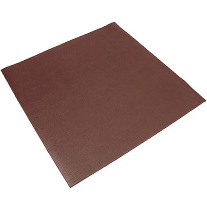 [トランポリン用] フロアマット 110cm×110cm ブラウン