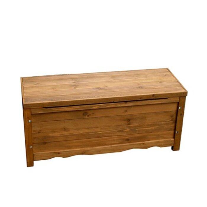 ボックスベンチ 90cm アンティーク 木製