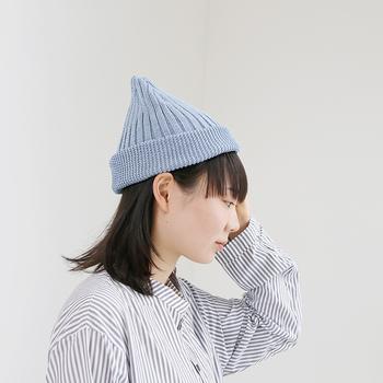 夏でもかぶれる【サマーニット帽】15選♪失敗なしの選び方・コーデまとめ