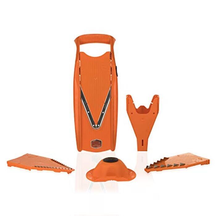 BORNER V5 Vpower ベルナー Vスライサーセット Vパワー オレンジ 5O520332