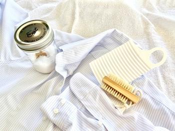 アウトドアママが直伝!しつこい汚れの洗濯&役立ちグッズ