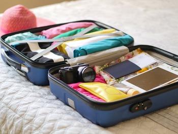 開閉方法は大体のスーツケースが「フレームタイプ」か「ファスナータイプ」の2種類です。  【フレームタイプ】 ・メリット:壊れにくい ・デメリット:中の荷物が取り出しづらい・重い  【ファスナータイプ】 ・メリット:中の荷物が取り出しやすい・軽い ・デメリット:ファスナー部分が壊れやすい