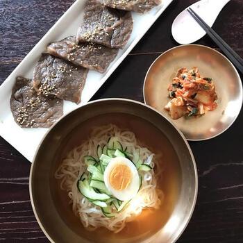 バリエーションを増やそう!「冷麺」アレンジ&冷麺風レシピ