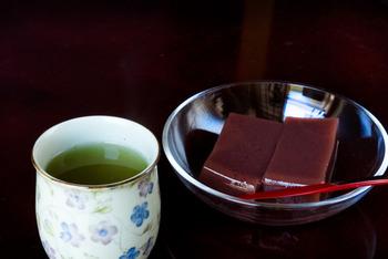 つるんと美味しい夏の和菓子「水ようかん」を手作りしよう