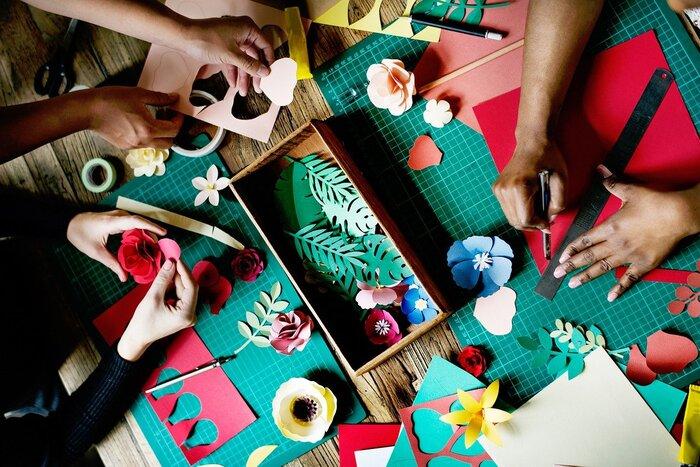 子供も大人も楽しい!飾れる・遊べる「夏休みの工作」