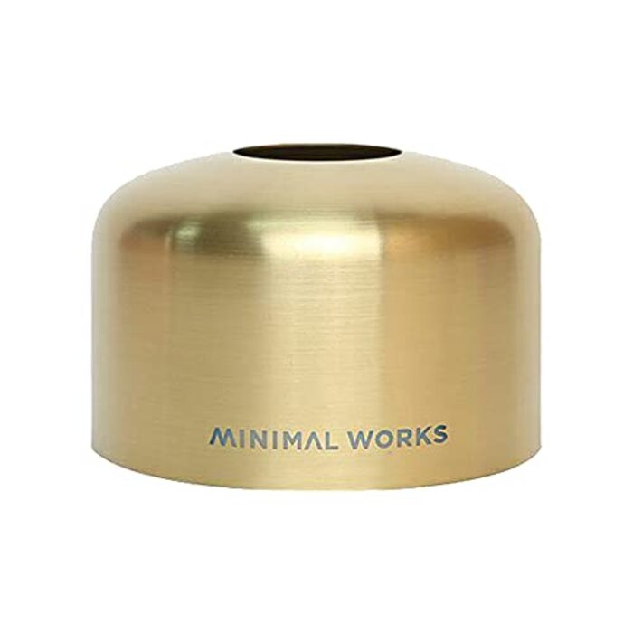 【minimal works】GAS CANISTER MASK 110g