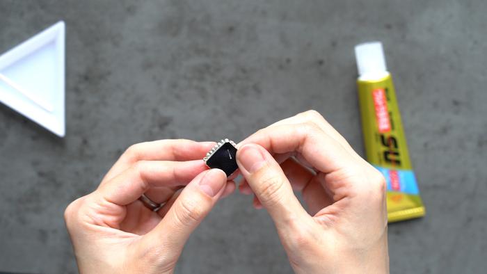 【ときめきレッスンvol.2】ビーズ刺繍ピアスの作り方