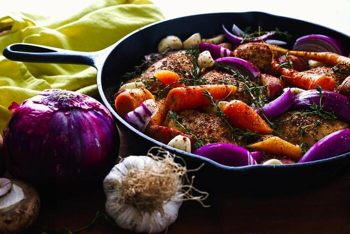 食材のうま味たっぷり♪「無水調理」におすすめの鍋&活用レシピをご紹介