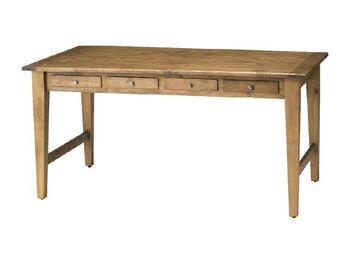 つづいて紹介するのは、journal standard Furnitureの「BOWERY DINING TABLE 8DRAWERS(バワリー ダイニングテーブル)」です。このテーブルの魅力は、何といっても8つの引き出しがあること。  引き出しについたアイアンのつまみが、パイン材のナチュラルさにアクセントを加えています。幅150cm×奥行き80cmなので、4人使いにおすすめです。