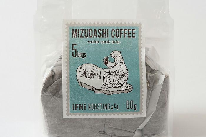 普通の水出しコーヒーもあり、作り方はデカフェと同じ。濃いめに抽出して、アイスカフェオレを楽しむのもおすすめですよ♪