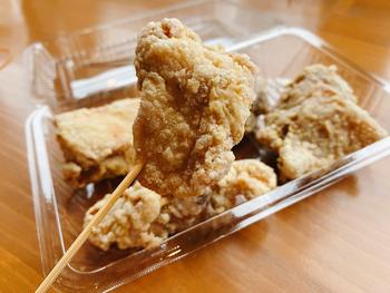 ミミタビーの唐揚げは小腹が空いたときにぴったり◎みんなでシェアしやすいところもいいですね。
