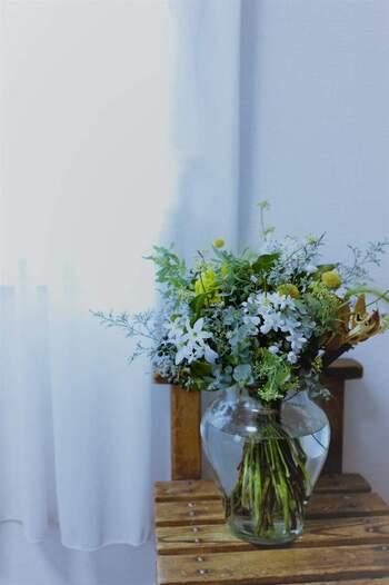 生命力を感じる「ワイルド系花束」はおしゃれな人へのプレゼントに◎【ショップリスト付き】