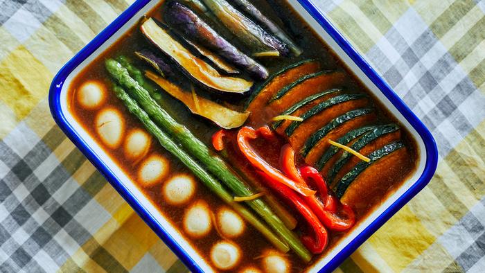 夏野菜たっぷり!暑い夏を乗り切る「常備菜5選」レシピ&おすすめリメイク【キナリノレシピ帖】