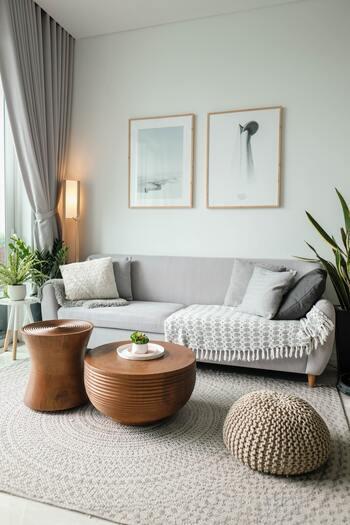 ナチュラルに楽しむ【モロッコ風インテリア】。お部屋づくりのアイデア集