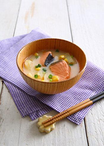 新たな美味しさに挑戦!変わり種「お味噌汁」のレシピ集