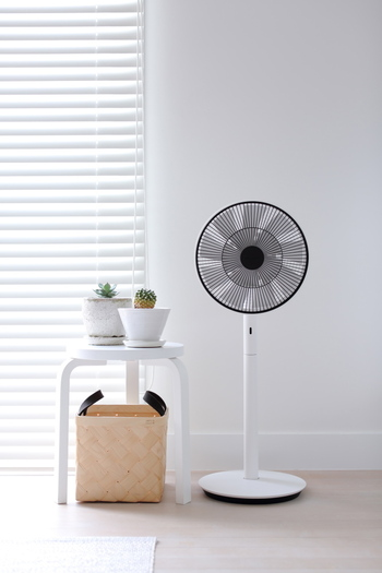 【おしゃれな扇風機】タイプ別おすすめ14選!小型・静音・北欧風etc.
